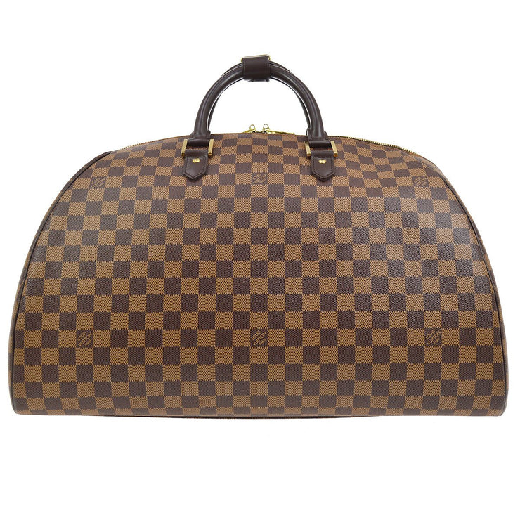 LOUIS VUITTON RIVERA GM TRAVEL HAND BAG DAMIER N41432