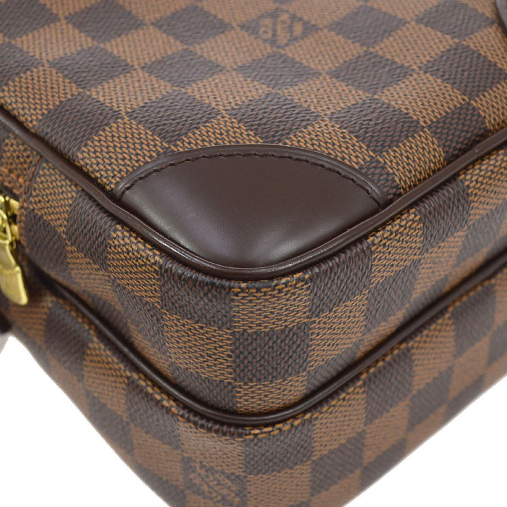 LOUIS VUITTON AMAZON CROSS BODY SHOULDER BAG DAMIER N48074