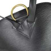 LOUIS VUITTON GOBELINS BACKPACK BAG BLACK EPI M52292