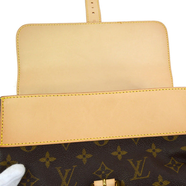 LOUIS VUITTON SOHO BACKPACK BAG MONOGRAM M50200
