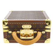LOUIS VUITTON HAND COSMETIC BOX MONOGRAM SP ORDER