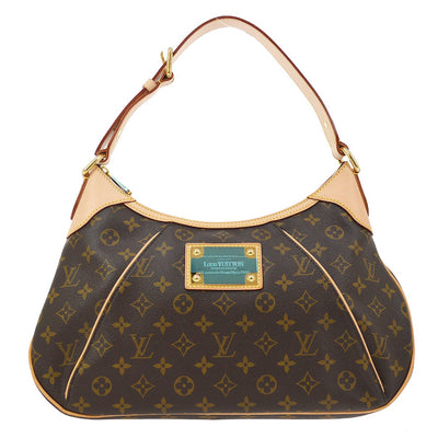 LOUIS VUITTON THAMES PM SHOULDER BAG MONOGRAM M56384