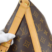 LOUIS VUITTON AMFAR THREE VANITY STAR SOUPLE SHOULDER BAG M47275