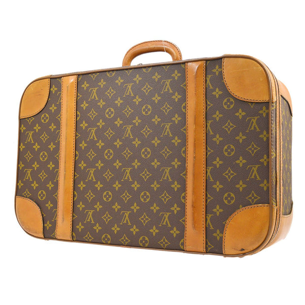 LOUIS VUITTON STRATOS 55 ATTACHE HARD CASE TRUNK MONOGRAM