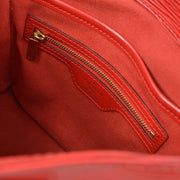 LOUIS VUITTON VAVIN PM HAND TOTE BAG EPI RED SP ORDER