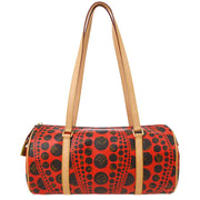 LOUIS VUITTON PAPILLON SHOULDER BAG MONOGRAM PUMPKIN DOTS M40689