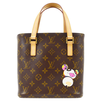 LOUIS VUITTON VAVIN PM HAND BAG MONOGRAM PANDA M51173 MURAKAMI