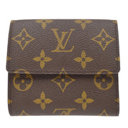 LOUIS VUITTON PORTEFEUILLE ELISE WALLET MONOGRAM M61654