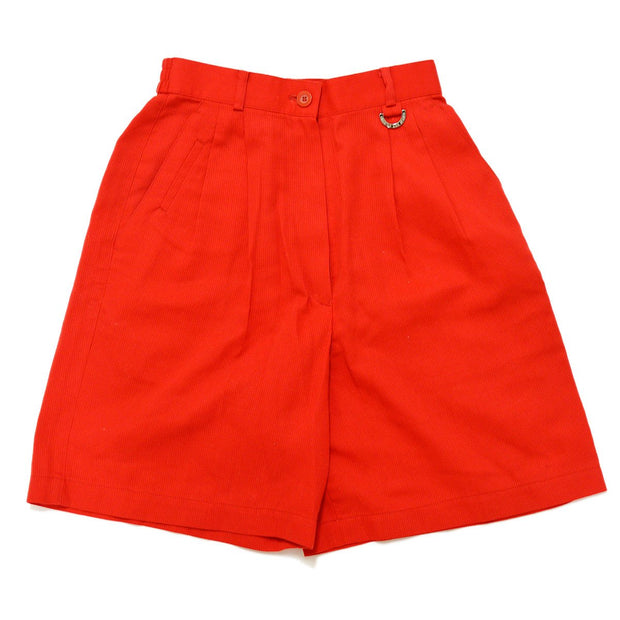 Christian Dior Sports #S Half Pants Red