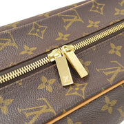 LOUIS VUITTON CITE GM SHOULDER BAG MONOGRAM M51181