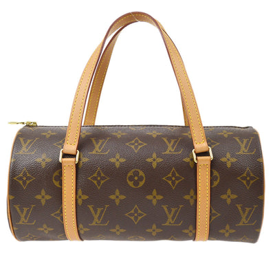 LOUIS VUITTON PAPILLON 26 HAND BAG MONOGRAM M51386