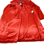 CHANEL 96A #36 Jacket Coat Red