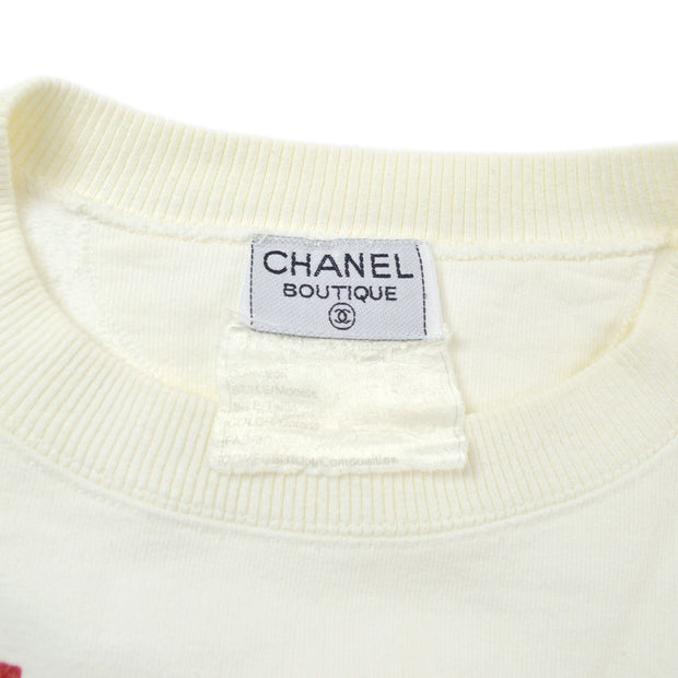 CHANEL Sweatshirt White from 1988