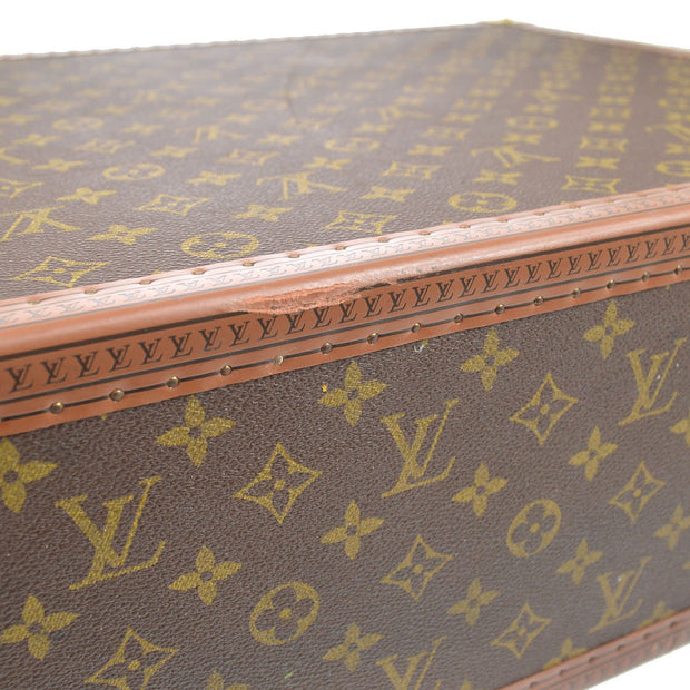 LOUIS VUITTON BISTEN 55 ATTACHE HARD CASE TRUNK MONOGRAM M21327