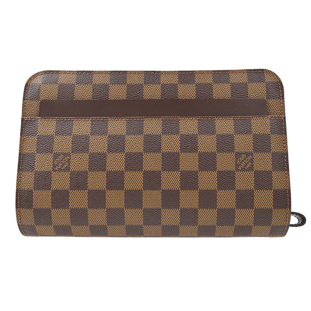 LOUIS VUITTON SAINT LOUIS CLUTCH HAND BAG DAMIER N51993