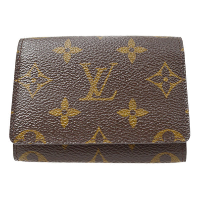 LOUIS VUITTON MONOGRAM ANVELOP CULT DE VUITTO CARD CASE M62920