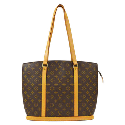 LOUIS VUITTON BABYLONE SHOULDER TOTE BAG MONOGRAM M51102