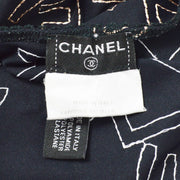 CHANEL Camisole Black 05A #40
