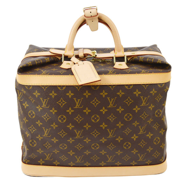 LOUIS VUITTON CRUISER BAG 40 TRAVEL HAND BAG MONOGRAM M41139
