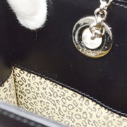 Cartier Panther Shoulder Bag Black