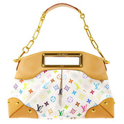 LOUIS VUITTON JUDY MM 2WAY HAND BAG MONOGRAM MULTI-COLOR M40255