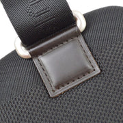 LOUIS VUITTON MAGE WAIST BODY BAG NOIR DAMIER GEANT M93502