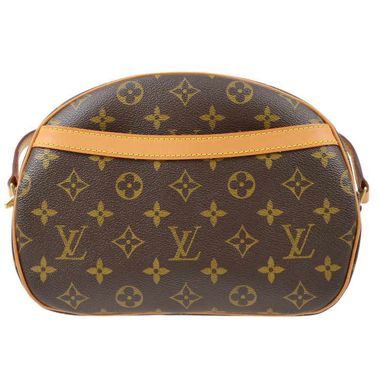 LOUIS VUITTON BLOIS SHOULDER BAG MONOGRAM M51221