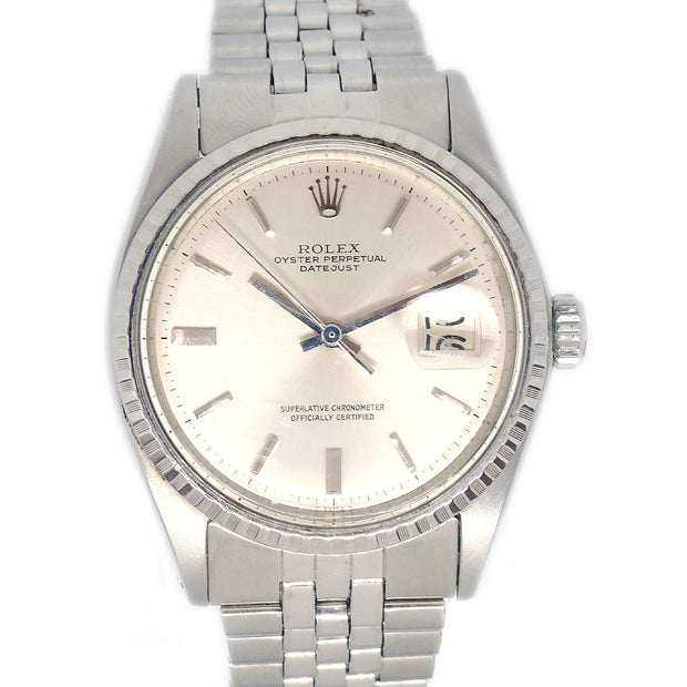 ROLEX 1603 Oyster Perpetual Datejust Wristwatch Watch Ref.1603