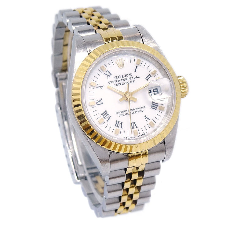 ROLEX 69173 Oyster Perpetual Datejust Watch