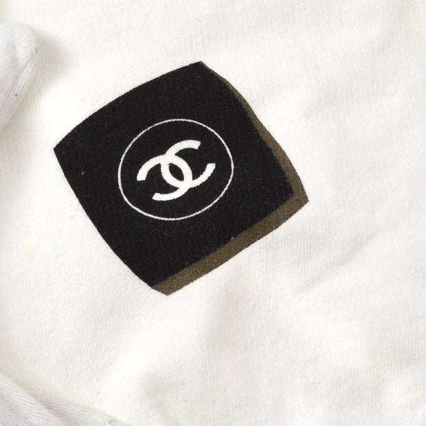 CHANEL #M Sweatshirt White from 1988
