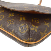 LOUIS VUITTON MUSETTE SALSA SHORT SHOULDER BAG MONOGRAM M51258