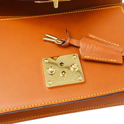 LOUIS VUITTON POCHETTE SELLIER DORAGONNE CLUTCH NATURAL NOMADE