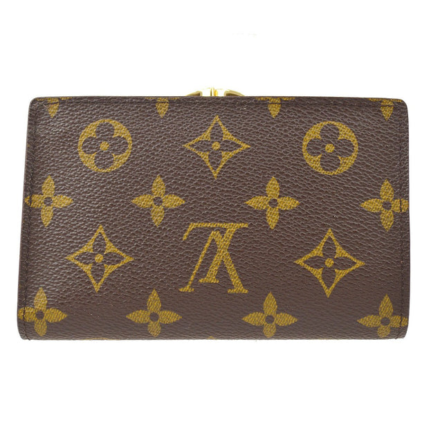 LOUIS VUITTON PORTEFEUILLE VIENNOIS WALLET MONOGRAM M61663