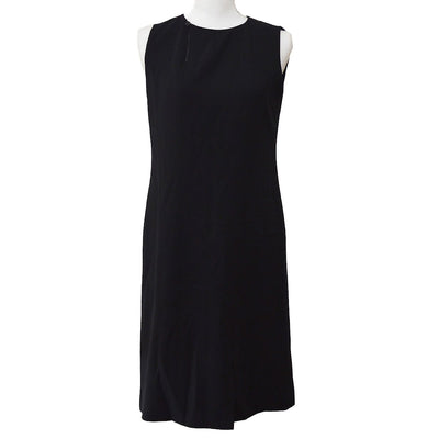 CHANEL 98P #38 Dress One Piece Skirt Black