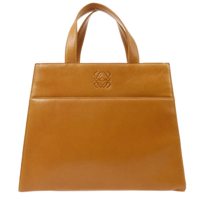 LOEWE 2way Hand Bag Brown
