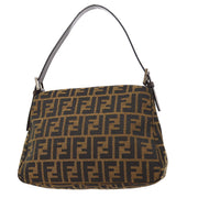 FENDI Shoulder Bag Brown