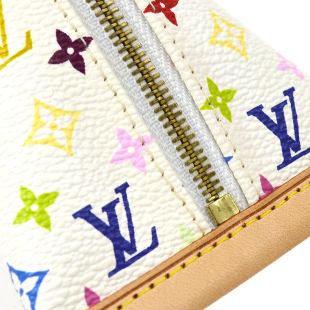 LOUIS VUITTON BERLINGO COIN PURSE WALLET MULTI-COLOR M58028