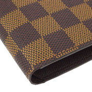 LOUIS VUITTON PORTO VIE CULT CREDIT MONET WALLET DAMIER N61665