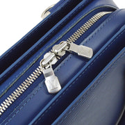LOUIS VUITTON PONT NEUF HAND BAG BLUE EPI M52055
