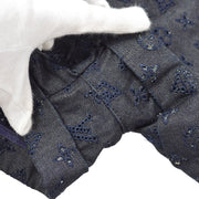Louis Vuitton Short Pants Denim Jeans Navy #38