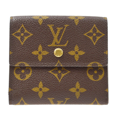 LOUIS VUITTON PORUTOMONE BIE CULT CREDIT WALLET MONOGRAM M61652