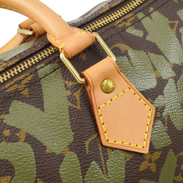 LOUIS VUITTON SPEEDY 30 HAND BAG MONOGRAM GRAFFITI M92194