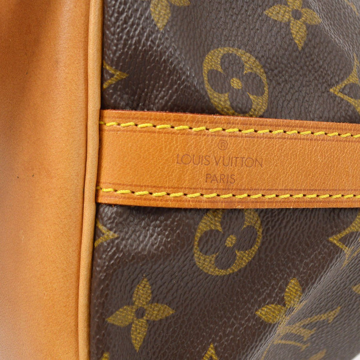 LOUIS VUITTON PETIT NOE DRAWSTRING SHOULDER BAG MONOGRAM M42226