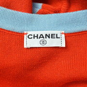 CHANEL 02S #42 T-shirt Red