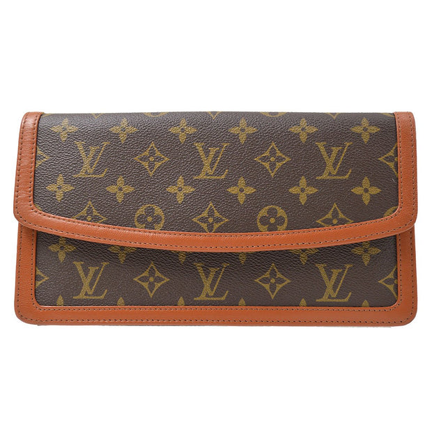 LOUIS VUITTON POCHETTE DAMME PM CLUTCH MONOGRAM M51812