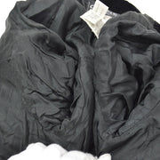 CHANEL 93A #34 Zip Up Jacket Black