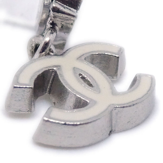 CHANEL Ladybug Shakings Piercing Silver 04P