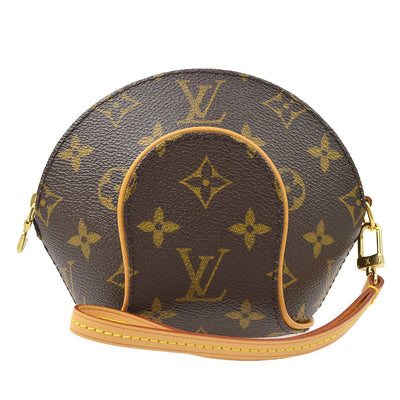 LOUIS VUITTON MINI ELLIPSE POUCH MONOGRAM M51129