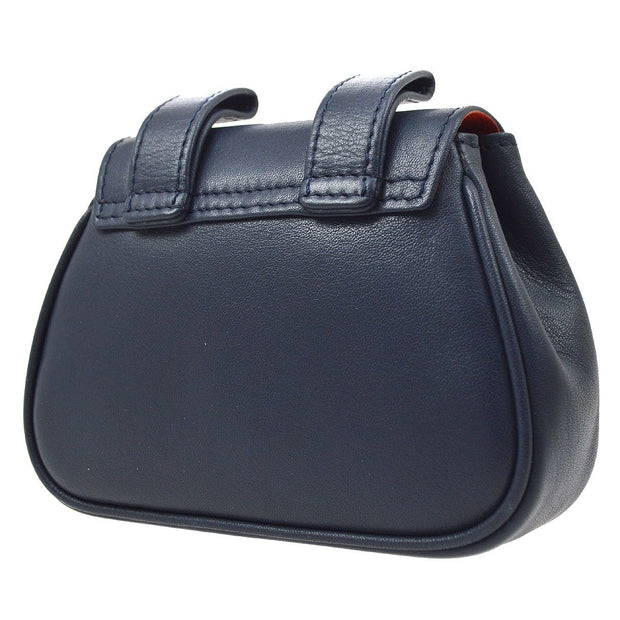 Christian Dior Bum Belt Bag Mini Navy