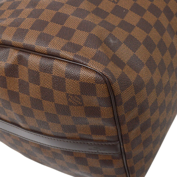 LOUIS VUITTON KEEPALL BANDOULIERE 55 2WAY HAND SHOULDER BAG DAMIER N41414